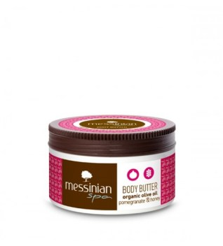 Messinian Spa body butter