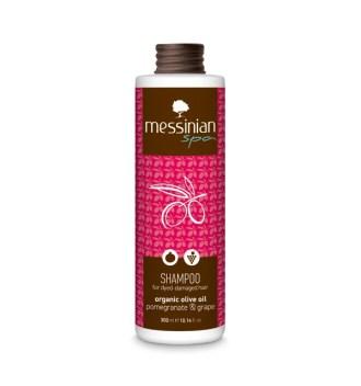Messinian Spa shampoo