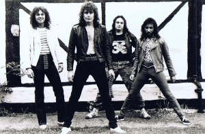 Y&T at Ridge Farm UK 1982