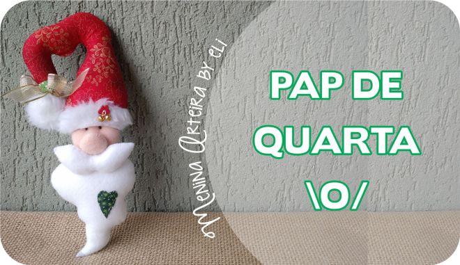 Enfeites de Natal - Noel para Maçaneta