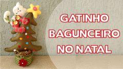 Hatinho Bagunceiro no Natal