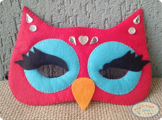Máscara-Coruja1