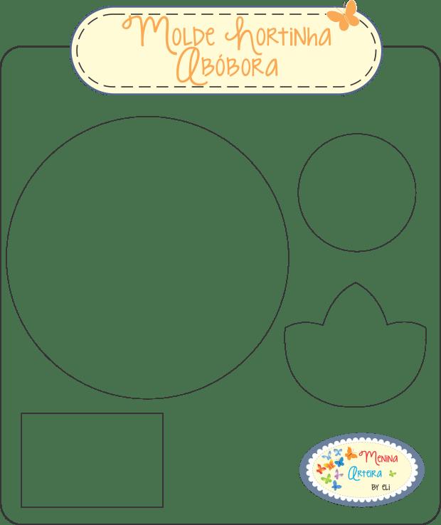 Molde Abóbora