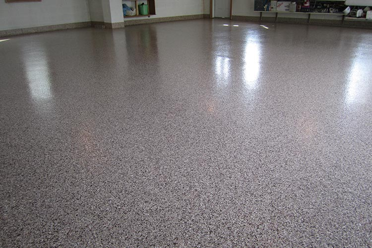 Epoxy Floor Coating  Change your Floor from Dreary to Wow