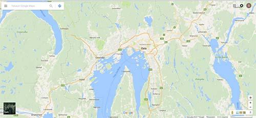 Peta Oslo