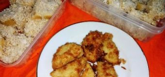 Resep Bikin Nugget Ayam Lada Hitam Paling Gampang & Yummy