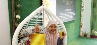 De'Sanas, Parfum Halal Batam yang Wanginya Menyentuh Hati