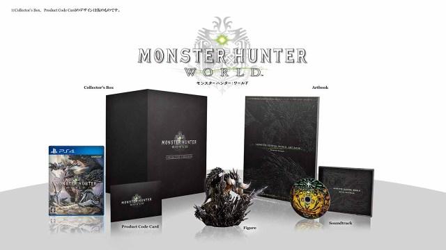Monster Hunter World 正式確定 明年1月26日 全球同步發售!