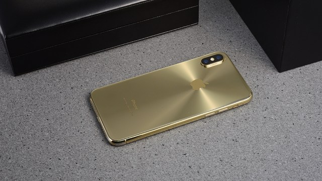 iPhone X 香檳金版本,定價人民幣13,888