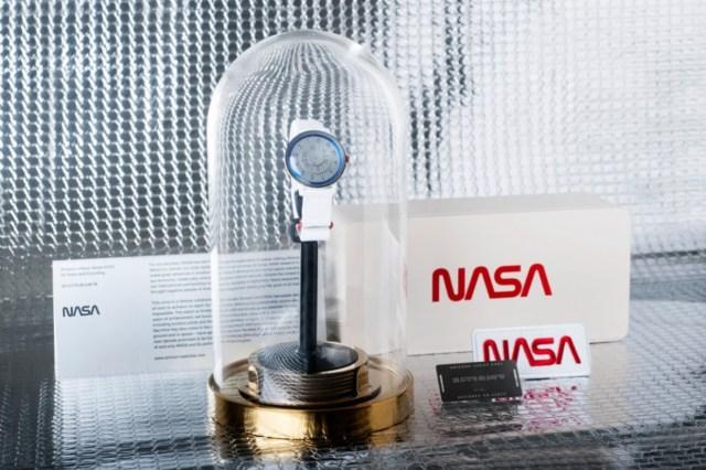NASA x Anicorn Watches 全球限量 60 枚,定價 USD650 (港幣5,000)