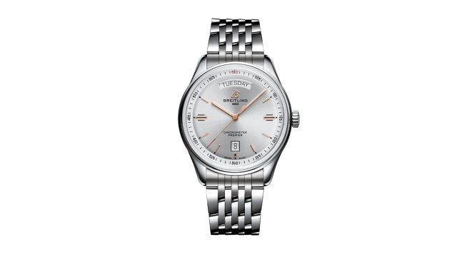 Premier Automatic Day & Date 40自動腕錶