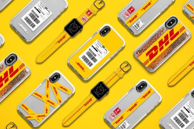 DHL x CASETiFY 5 款 iPhone 手機殼及 2 款 Apple Watch 錶帶設計均非常出色,無慮即決