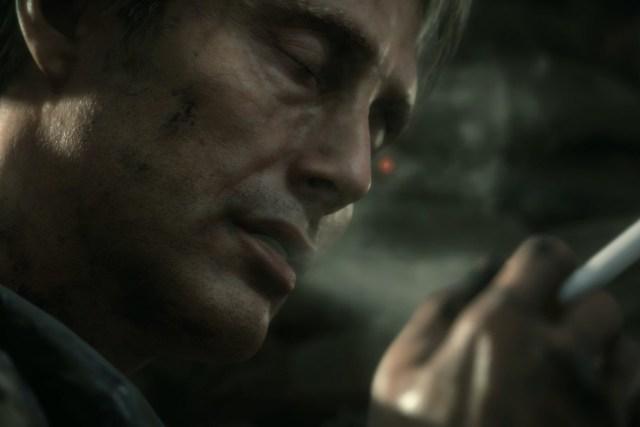 Mads Mikkelsen 每次作為敵人登場的抽煙動作也實在太帥了,肯定是遊戲名場面之一。