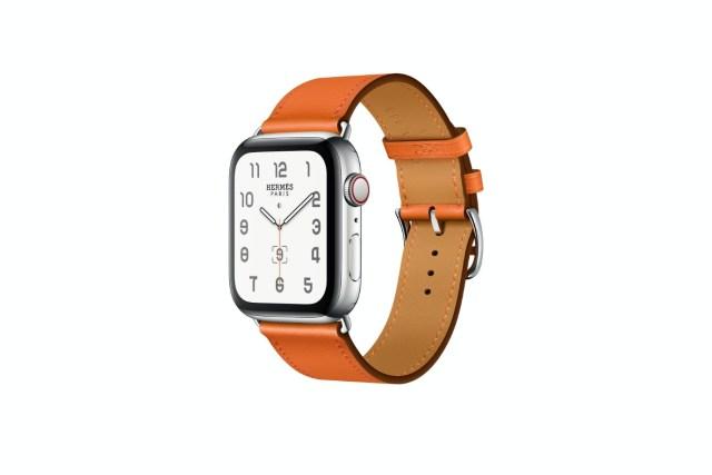 Apple Watch Hermès 40mm Single Tour 錶帶(Orange 橙色) HKD2,499