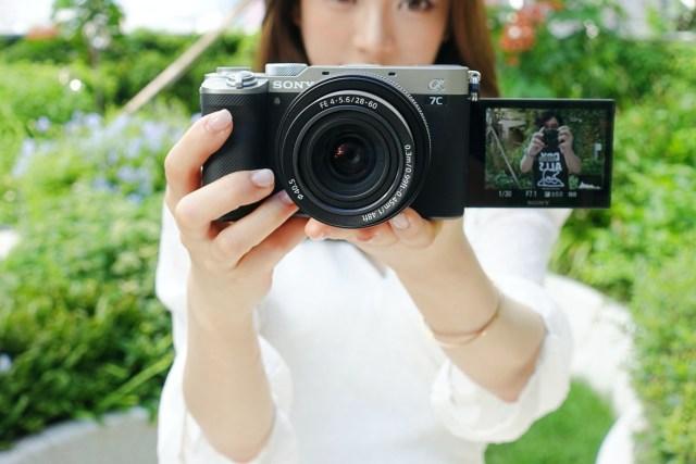 Sony A7C 淨機身定價為 HKD14,990 ,連同FE 28-60mm F4-5.6鏡頭套裝為HKD17,390