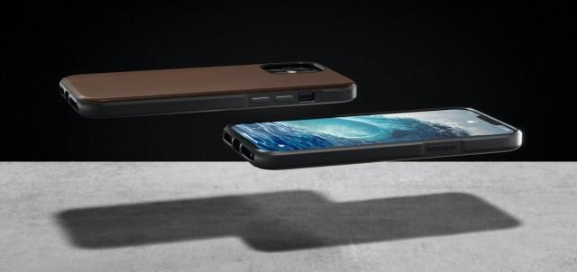 全新 NOMAD for iPhone 12 系列,3 色 Rugged 及 2 色 Rugged Folio ,已可於官網(按此)預訂。