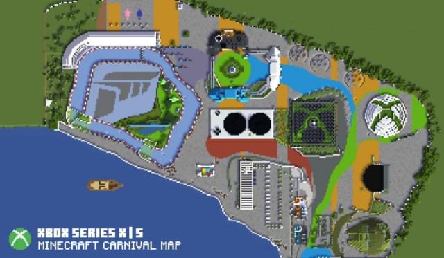 Minecraft x Xbox Carvinal 全港首個別開生面的虛擬嘉年華登場