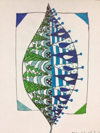 Leaf Design Grade 4