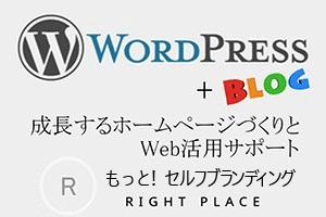 成長するホームページづくりとWeb活用サポート
