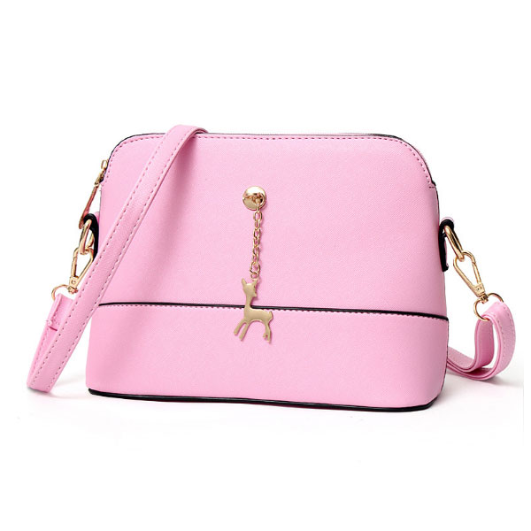 610bba7386e 96+ The Diana Luxurious Shoulder Bag Pastel Pink Elegance By Tasee ...
