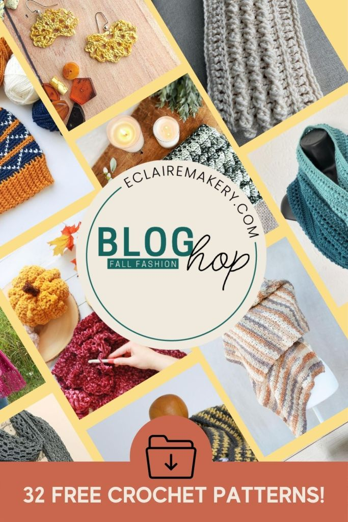 E'Claire Makery Fall Fashion Blog Hop 2020
