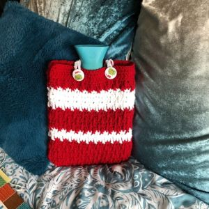 Marian Bay Hot Water Bottle Cover Pattern ad free download
