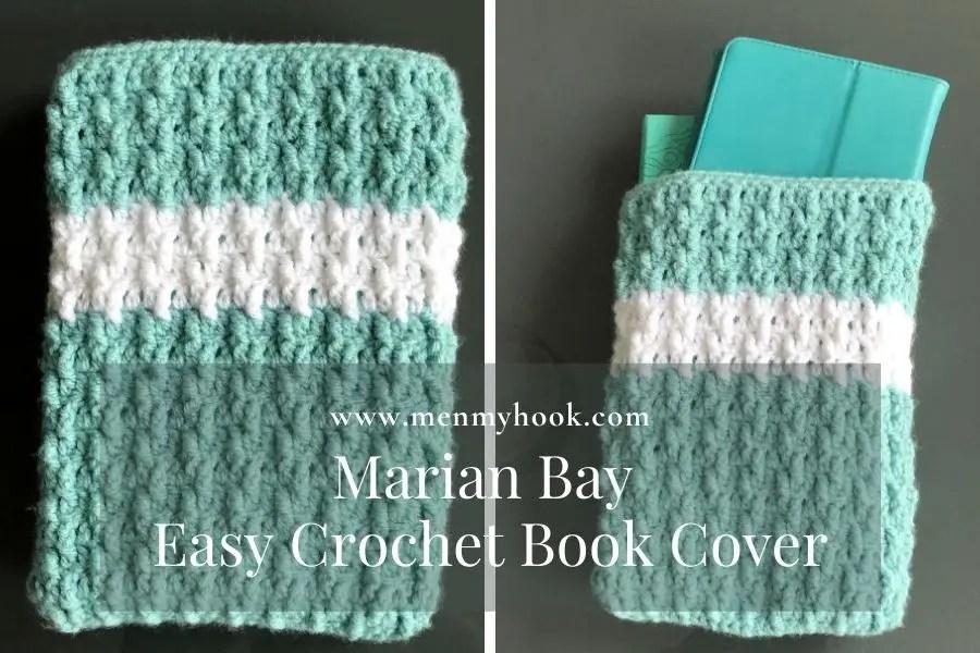 Easy Crochet Book Cover Pattern