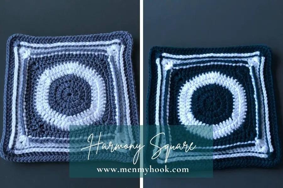 Granny square Pattern - Harmony Square