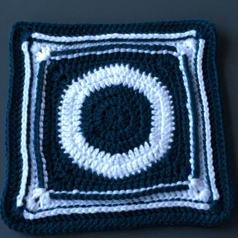 Free Granny Square Pattern – Harmony Square