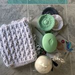 FREE crochet exfoliating scrubbie pattern