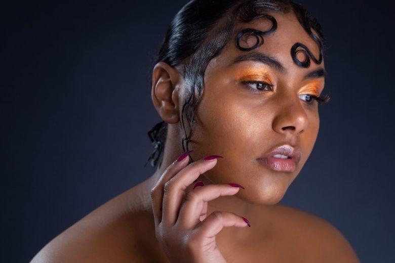 Asha - Global Beauty Editorial Photoshoot
