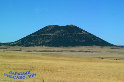 Capullin vulcano