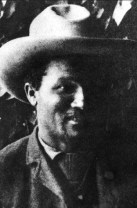 The black cowboy, Folsom