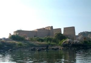 Philae-templet i det sydlige Ægypten.