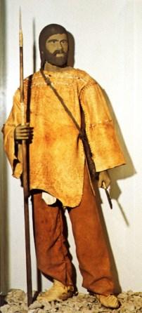 Istidsjægeren fra Achtal - museet i Blaubeuren