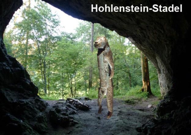 Hohlenstein-Stadel med der Löwenmensch