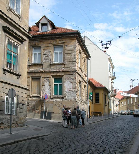 Gorjanovic-Krambergers hus, Zagreb