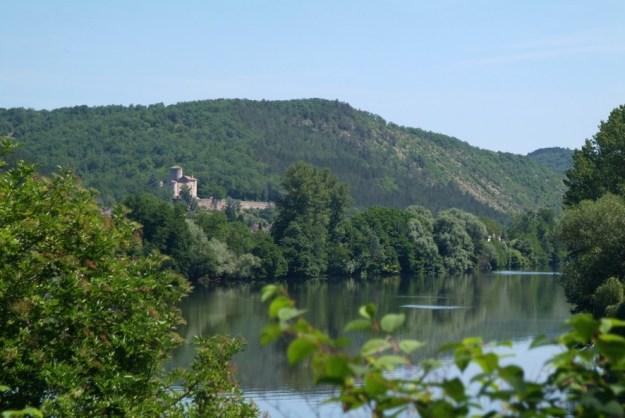 Vejen fra Cahors til Perc Merle
