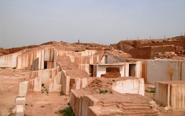 Det kongelige palads fra den første guldalder (2400-2250 fvt.)