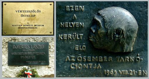 Udgravning fandt sted i 1960'rne under ledelse af Dr. Vertes Laszlo