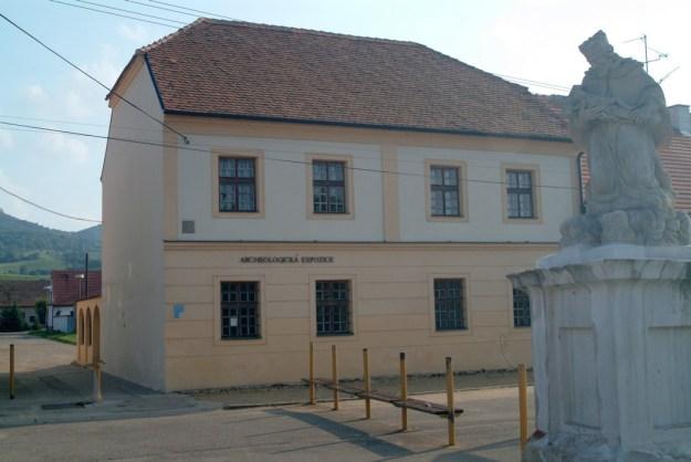 Museet, Dolni Vestonice