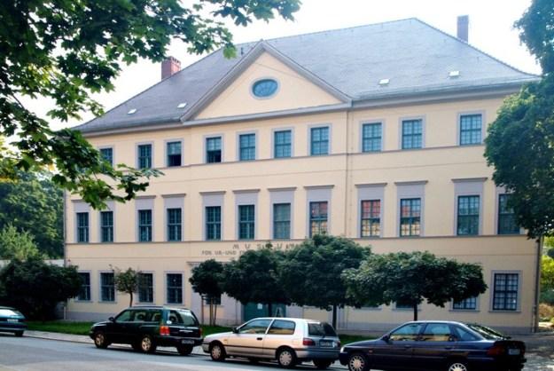Museet i Weimar