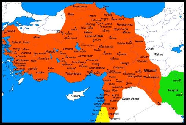 Det hittitiske imperium