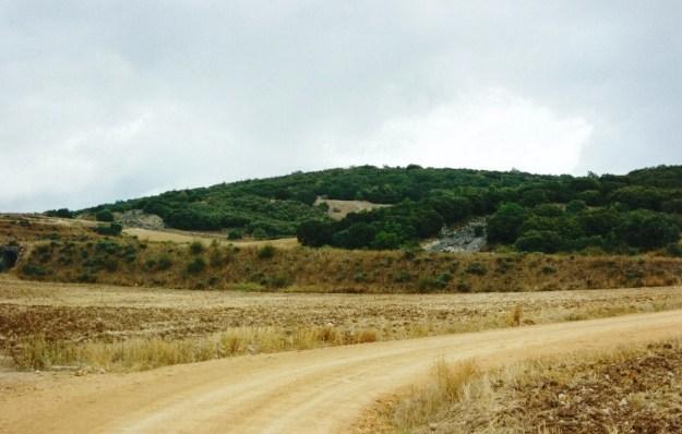 På vej til udgravningerne ved Atapuerca