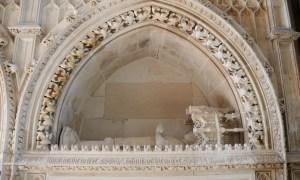 Henrik Søfarerens sarkofag, klostret i Batalha, Portugal
