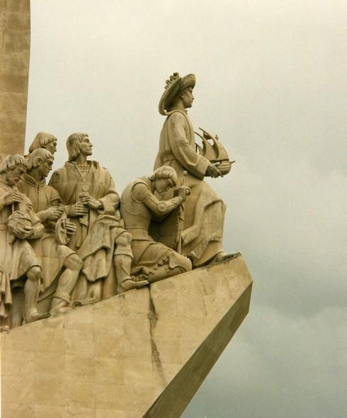 Monument for Henrik Søfareren, Bélem uden for Lissabon