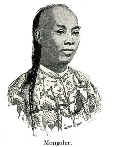 Mongol. Fra Geografi med Billeder