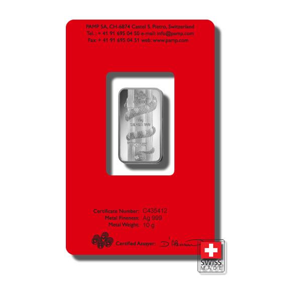 srebro 10 gram rosenberg