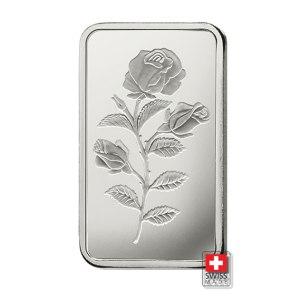 sztabka 2,5 gram srebro