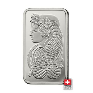 sztabka 5 gram srebro